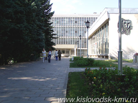 Санаторий Пикет в Кисловодске